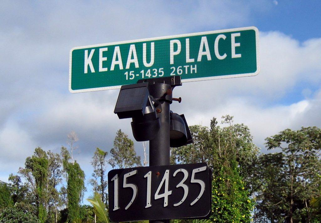 The Keaau Place