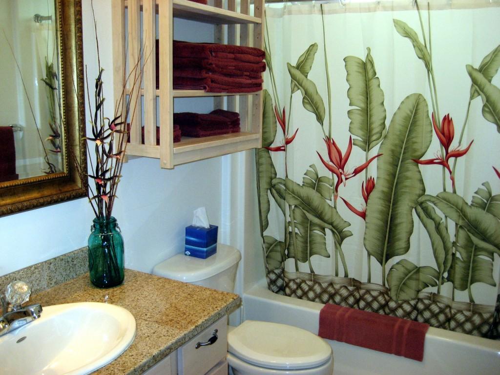 Keaau Place #1 Bath