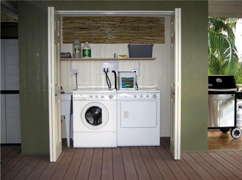 Keaau Place #1 Laundry