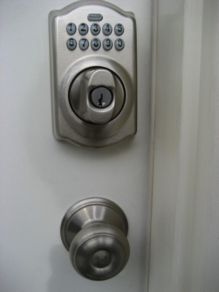 Keaau Place Lock